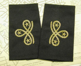 Yacht Club Officer Epaulets