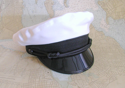 Yacht Club Officer Hat