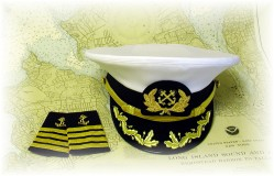 Captain Hat and Epaulets